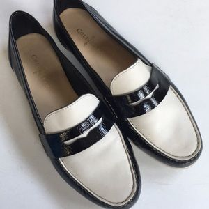 EUC Cole Haan leather flats